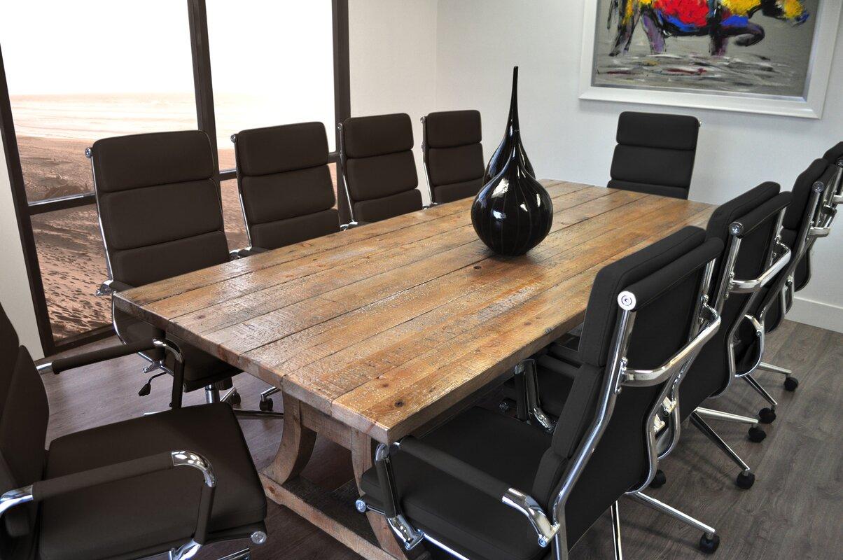 Nice 11 Piece Ligna 8u0027 Rectangular Conference Table Set