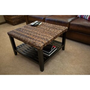 Redbay Coffee Table by Bay Isle Home