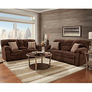Chelsea Home Simon Configurable Living Room Set
