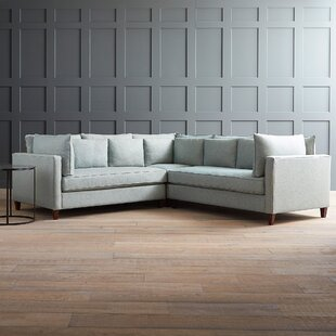 Ayla Sectional. By DwellStudio