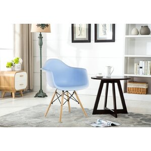 Libby Mid-Century Solid Wood Dining Chair (Set of 2) by Porthos Home