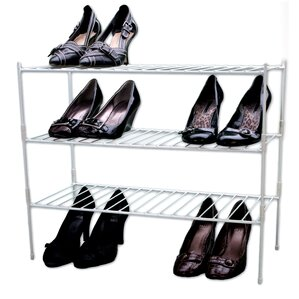 extra large 3tier shoe rack