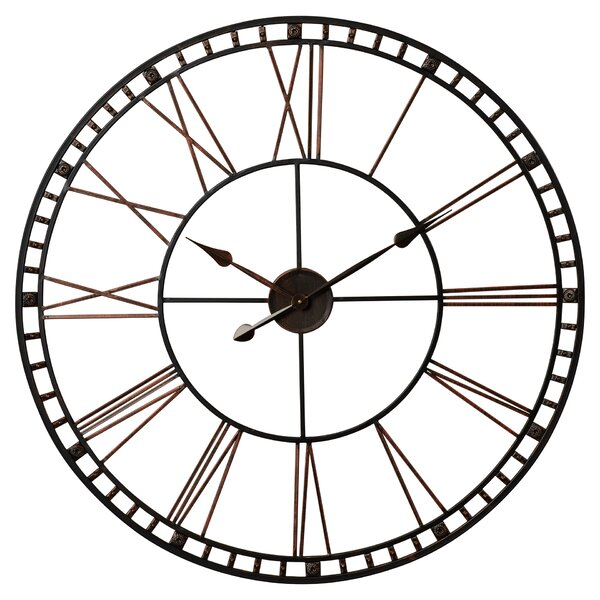 Trent Austin Design Oversized Methuen 39 Quot Wall Clock