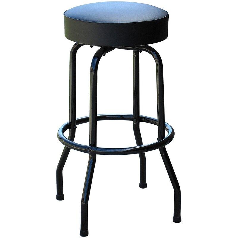 Richardson Seating Retro Home 30 Swivel Bar Stool Reviews Wayfair