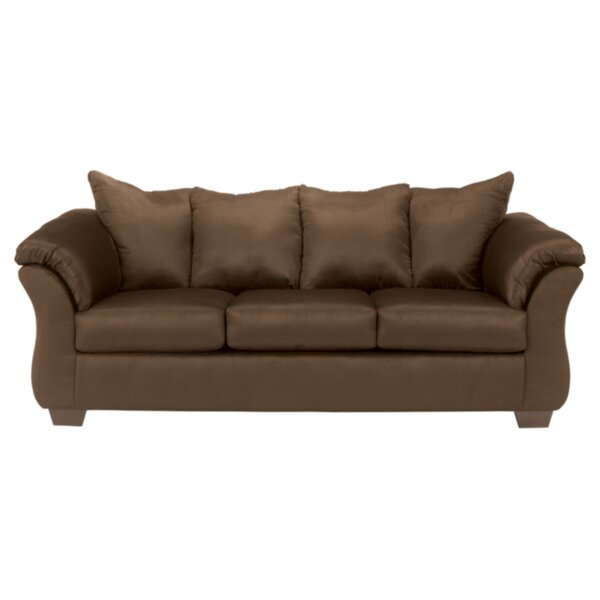 Discount Furniture Milwaukee: Alcott Hill Huntsville Sofa & Reviews