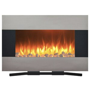 wall mount electric fireplace - Electric Fireplaces Clearance