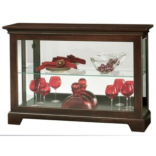 Petterson Lighted Curio Cabinet
