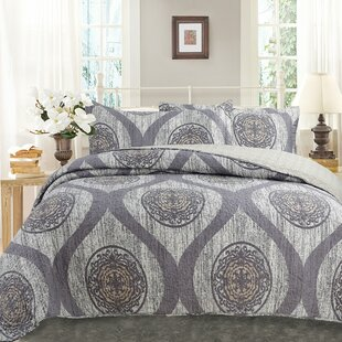 Reversible Quilt Set By Dada Bedding