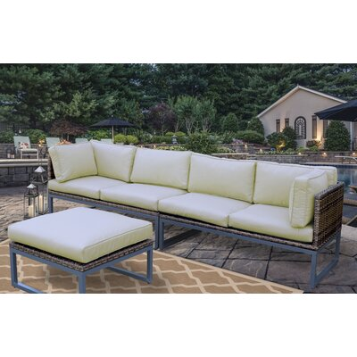 Metal Patio Sofas Amp Sectionals You Ll Love In 2019 Wayfair