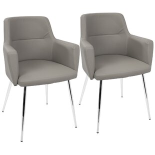 Milton Upholstered Dining Chair (Set of 2)