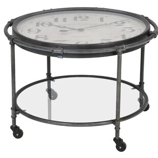 London Clock Coffee Table