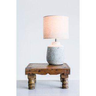 Beige Shade Ceramic Table Lamps You Ll Love Wayfair