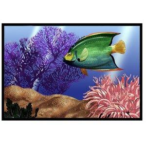 Undersea Fantasy 2 Doormat