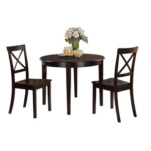 Benedix 3 Piece Dining Set by Red Barrel ..