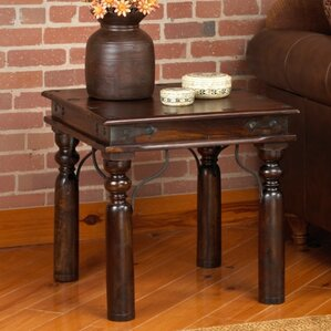 Loon Peak Cayenna View End Table