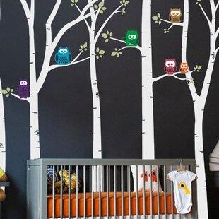 Wall Decal Birch Tree | Wayfair.ca