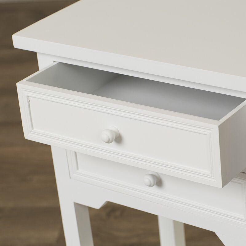 Charlton Home Berwick End Table With Storage & Reviews