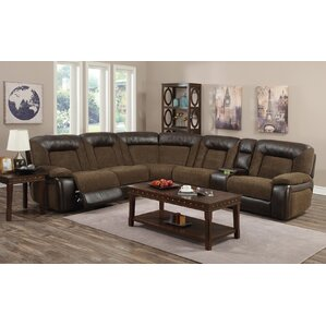 Red Barrel Studio Emery Reclining Sectional Image
