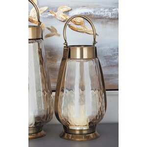 Metal/Glass Lantern