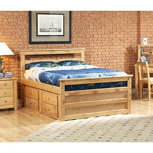 akers full mateu0027s and bed with storage