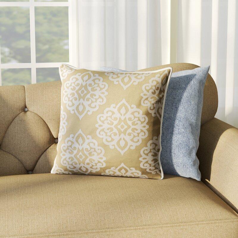 Three Posts Stroudsburg Zipper Shell Throw Pillow & Reviews Wayfair.ca