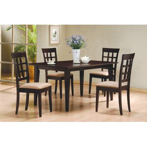 Greensburg 5 Piece Dining Set by Charlton Home