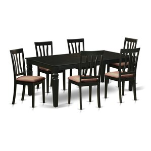 Anselmo 7 Piece Dining Set by Darby Home Co