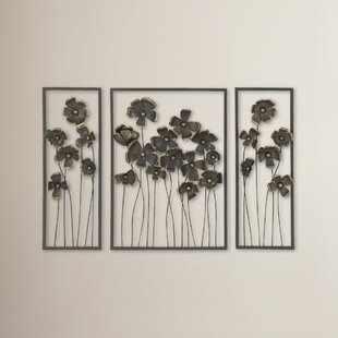 3 Piece Chic Wall Décor Set