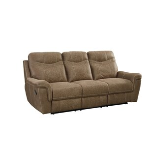 Latitude Run Orlando Manual Motion Reclining Sofa