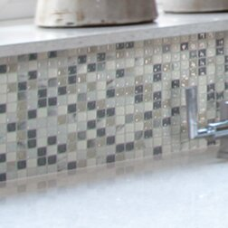 Symple Stuff Minimo Noche 29 34cm X 24 49cm Peel Stick Mosaic Tile