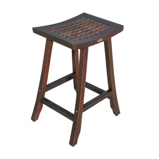 Satori Teak Bar Stool
