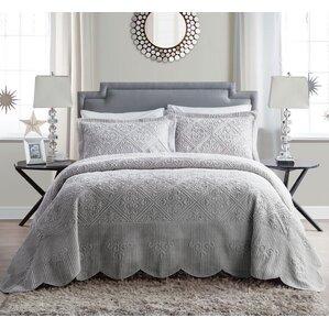 keira 3 piece comforter set
