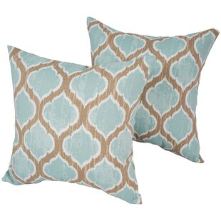 Indoor Outdoor Throw Pillow (Set of 4) 2dedddd5e