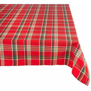Tango Plaid Tablecloth