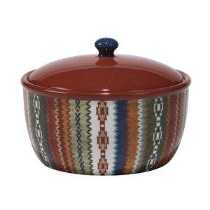 Brimson Round Bean Pot