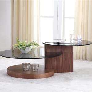 Club Coffee Table by Casabianca Furniture