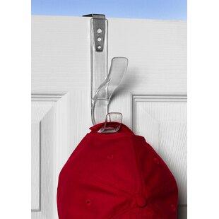 Charming Over The Door Adjustable Hat U0026 Coat Hook