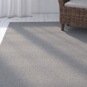 Dunbar Pewter Indoor/Outdoor Area Rug