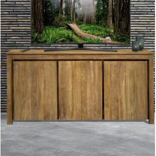 Leisa Recycled Teak 3 Door Sideboard