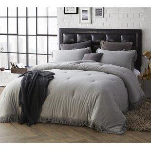 Ramona Jersey Knit Cotton Comforter Set