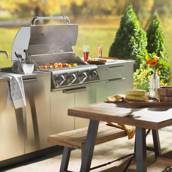 Grills & Outdoor Cooking | Wayfair on portable bar for kitchen, portable catering kitchen, camp kitchen, portable indoor kitchen, portable kitchen table, portable camping kitchen, portable outside kitchen, portable kitchen trucks, portable military kitchen, portable gas kitchen, portable kitchen cabinets, portable tailgate kitchen, mobile kitchen, diy camper trailer kitchen, portable european kitchen, portable all in one kitchen, sam's club kitchen, portable fireplace, portable kitchen counter space, portable backyard kitchen,