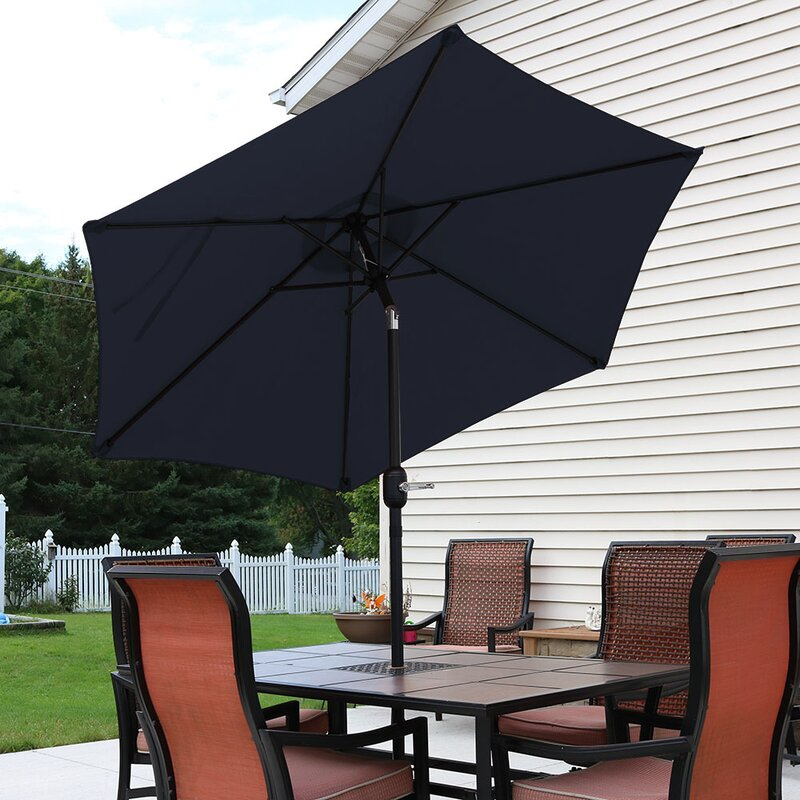 Anika 7.5u0027 Market Umbrella