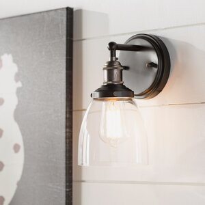 Sandy Springs 1-Light Wall Sconce