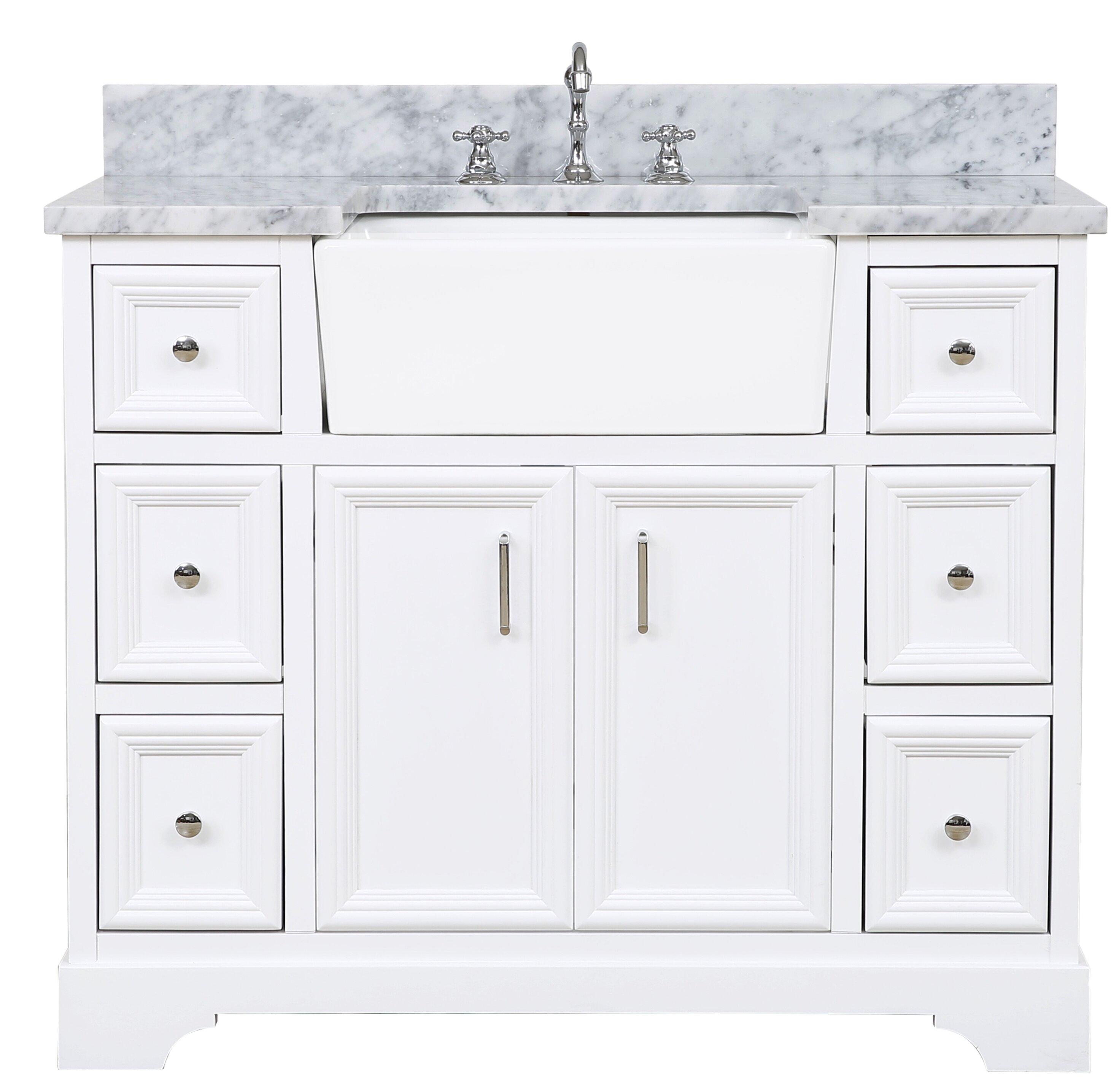Amazing 42 Bathroom Vanity Decor
