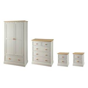 Schlafzimmermöbel-Set Gramsci von All Home
