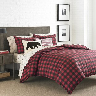 3fccaa21c7a1 Mountain 100% Cotton Reversible Duvet Cover Set