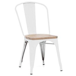Halie Matte Mint Light Elm Wood Side Chair (Set ..