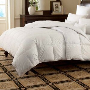 LOGANA Batiste Medium 920 100% Down Pillow by Downright