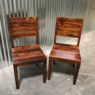 Lachlan Solid Wood Dining Chair (Set of 2)