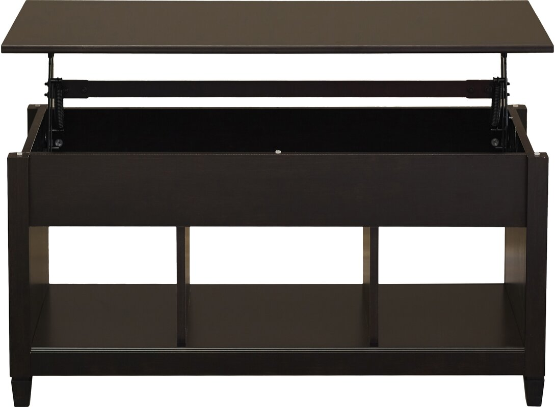 Lamantia Coffee Table with Lift Top